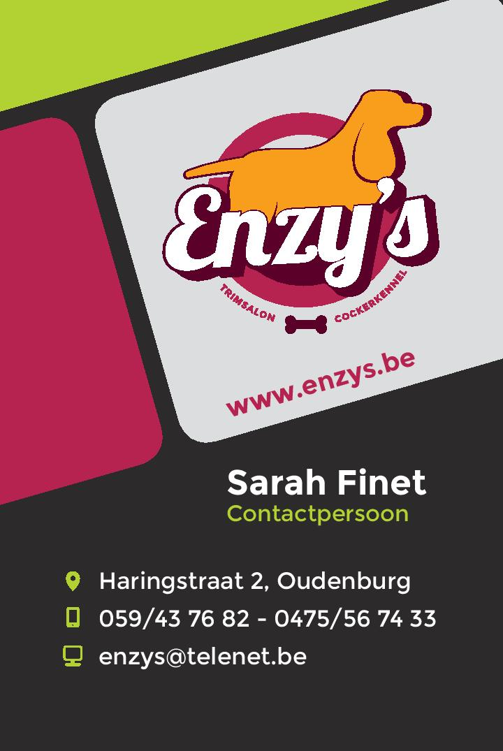 Enzy's grooming salon